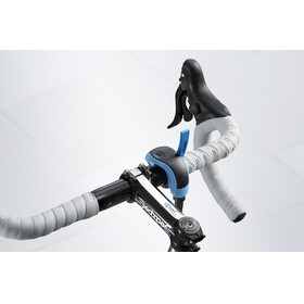 Tacx Satori - Home-trainer - gris/bleu